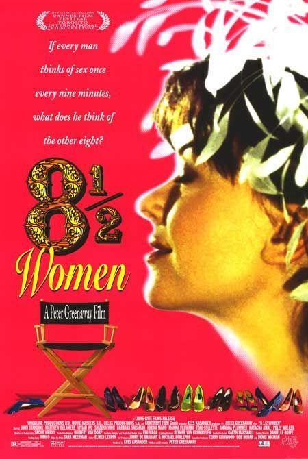 8 a půl ženy - Tržby a návštěvnost