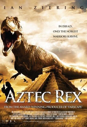 Tyranosaurus: Zhouba Aztéků online