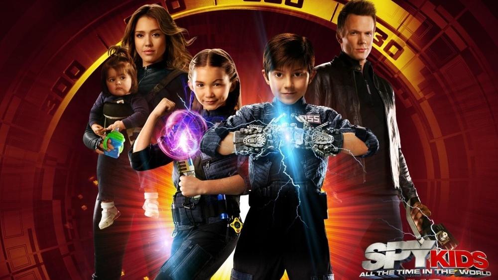 Spy Kids 4: Stroj času - Tržby a návštěvnost