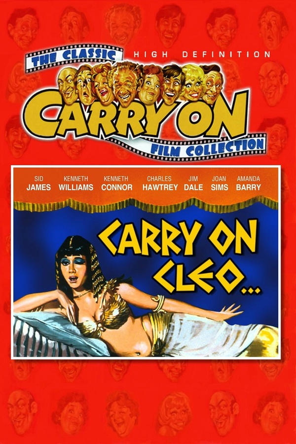 Carry On Cleo online