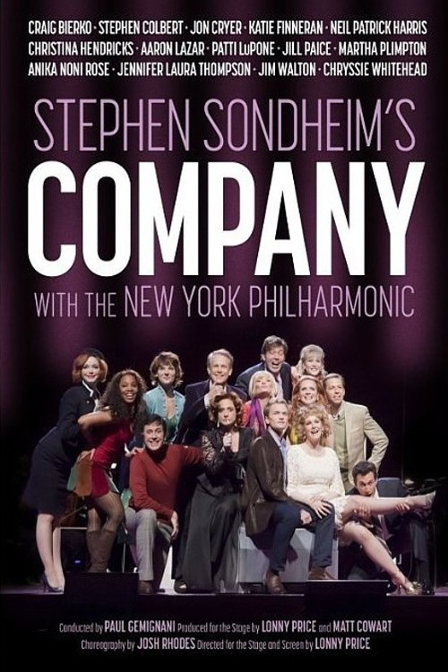 Stephen Sondheims Company online