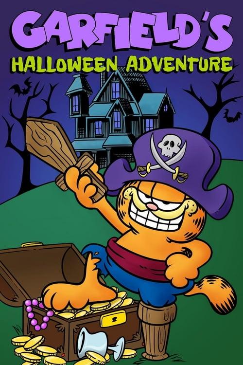 Garfield's Halloween Adventure online