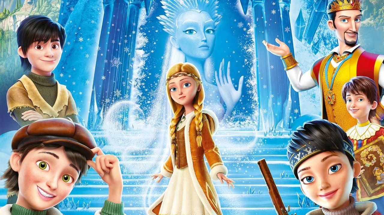 Sněhová královna: V zemi zrcadel (65 %)