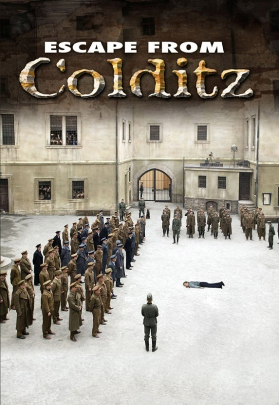 Útěk z pevnosti Colditz online