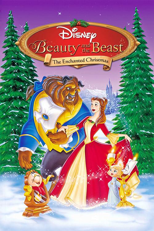 Kráska a Zvíře: Kouzelné Vánoce online