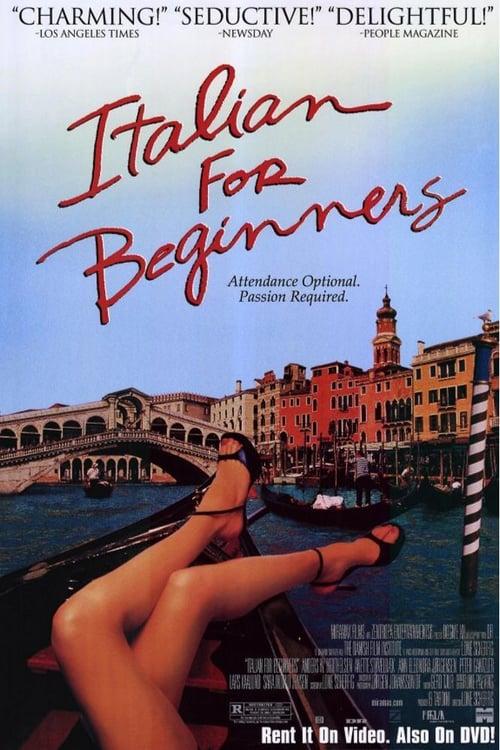 Italština pro začátečníky online