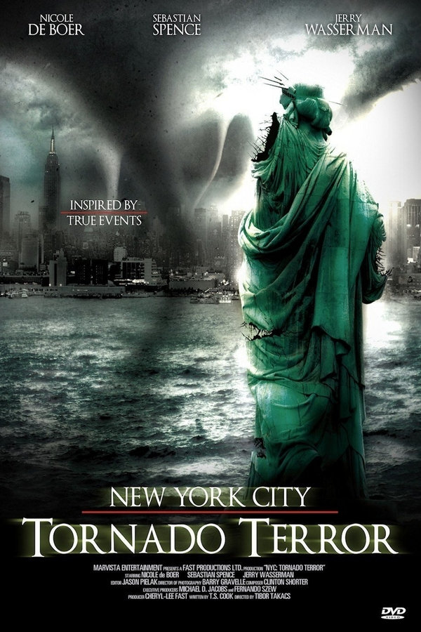 Tornádo na New Yorkem online
