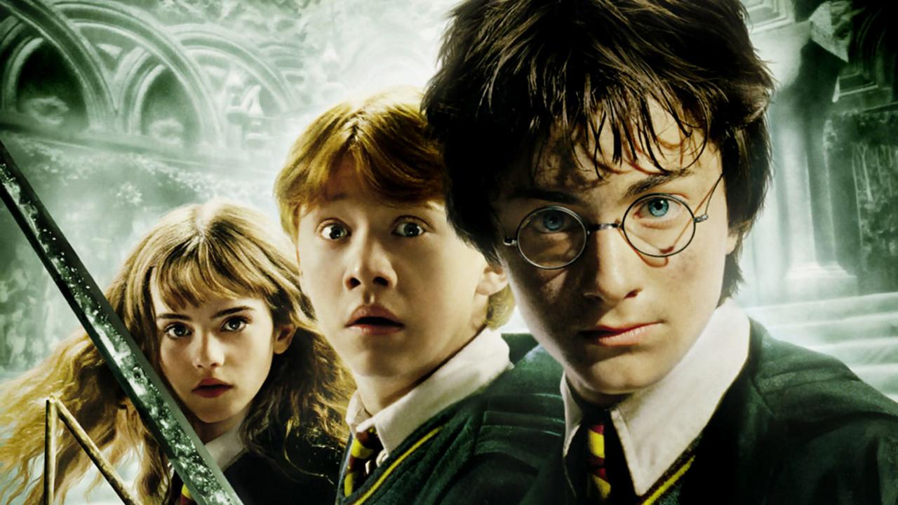 Harry Potter a Tajemná komnata online