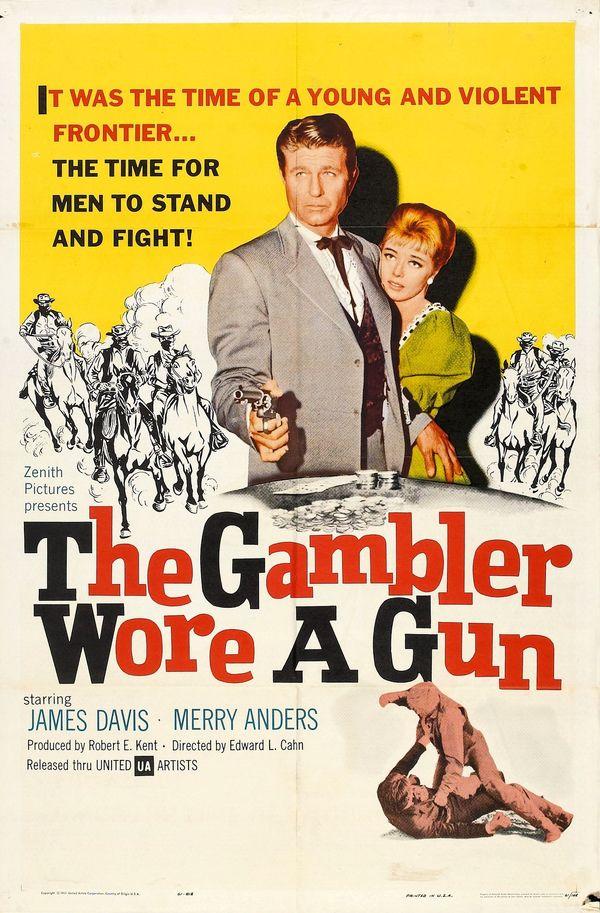 The Gambler Wore a Gun online