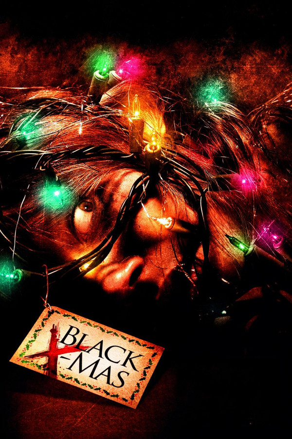 Černé vánoce online