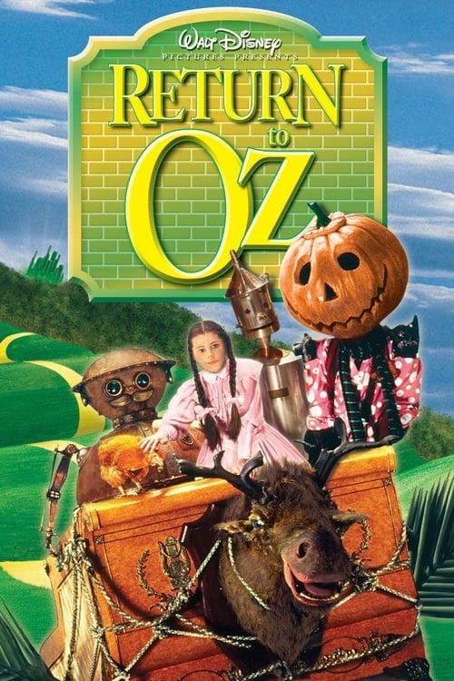 Return to Oz online