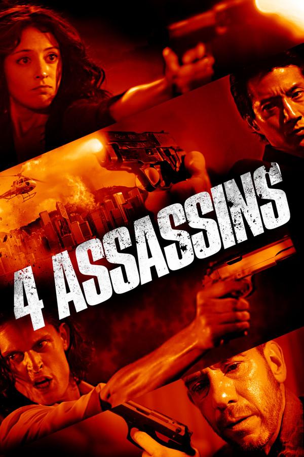 4 Assassins online