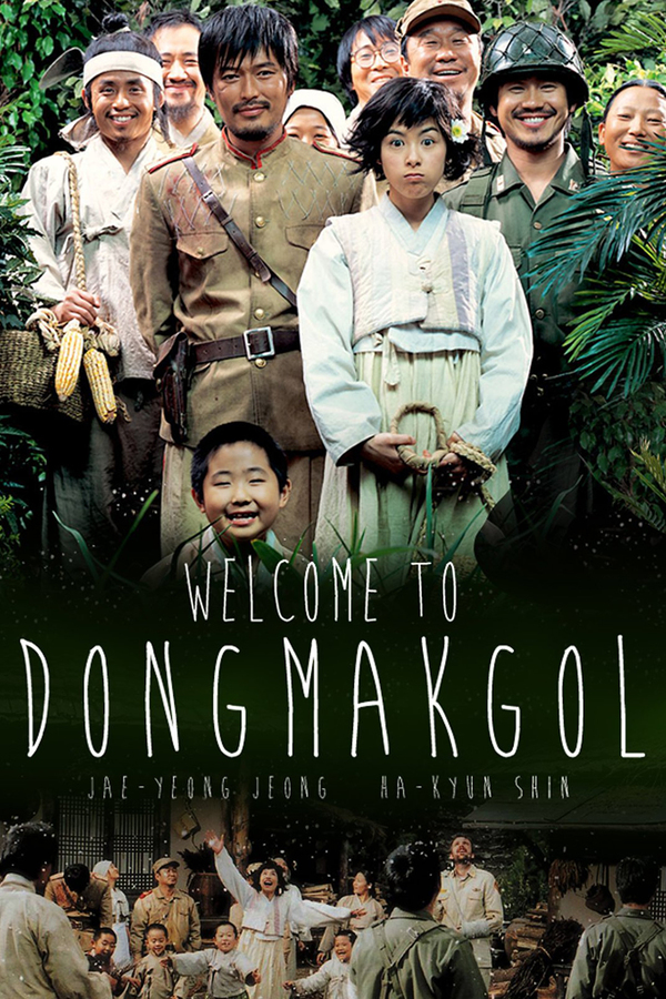 Welcome to Dongmakgol online