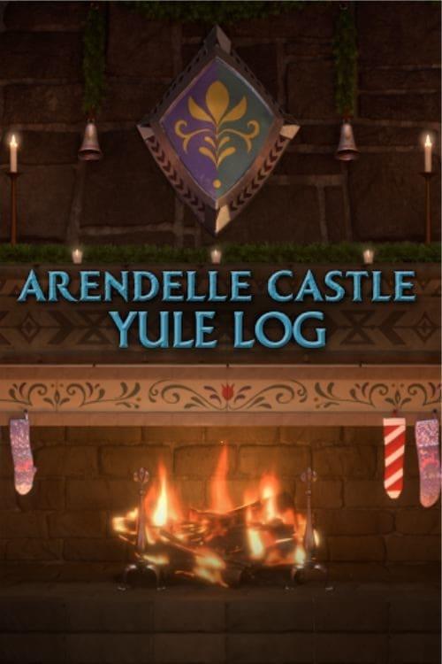 Arendelle Castle Yule Log online