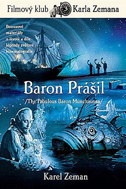 Baron Prášil - Tržby a návštěvnost