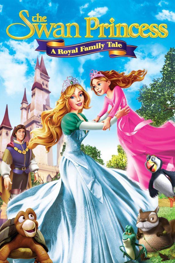 Labutí princezna: Příběh královské rodiny online