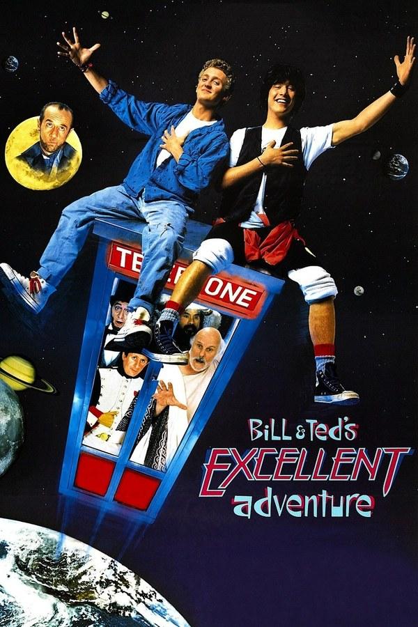 Skvělé dobrodružství Billa a Teda online