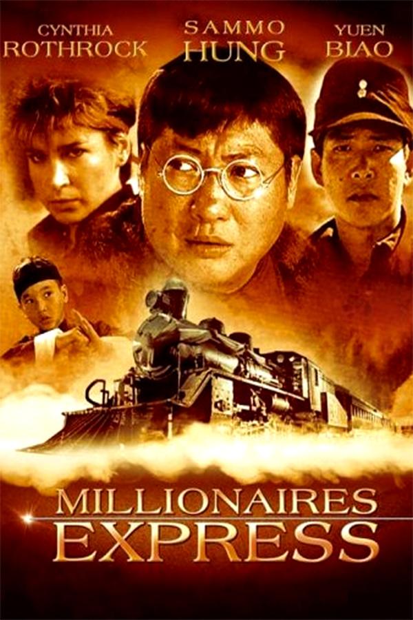 Millionaires Express online