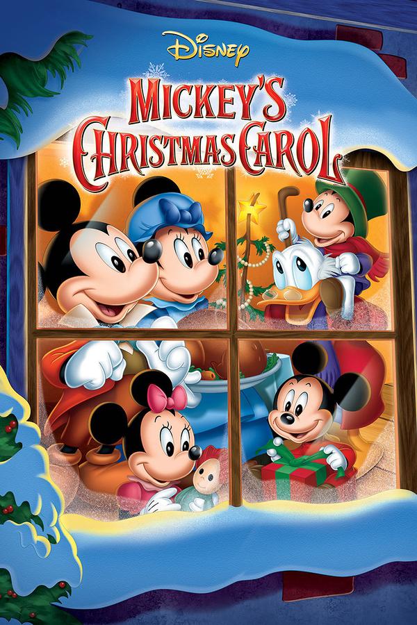 Mickeyho vánoční koleda online