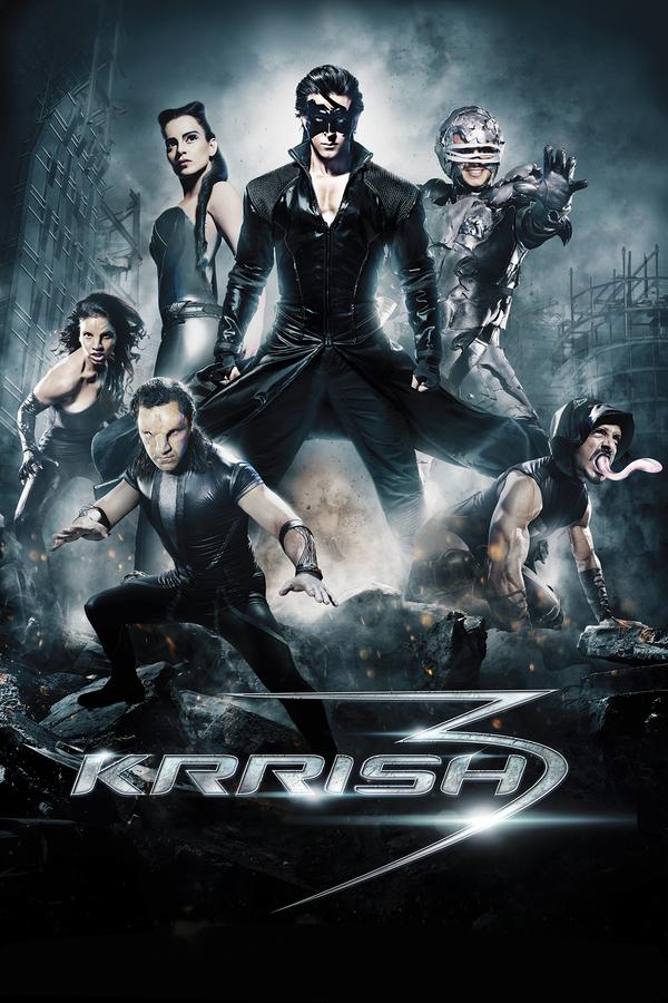 Krrish 3 online