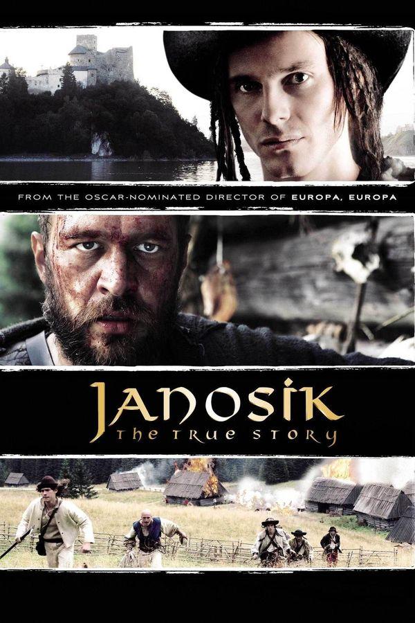 Jánošík - Pravdivá historie online