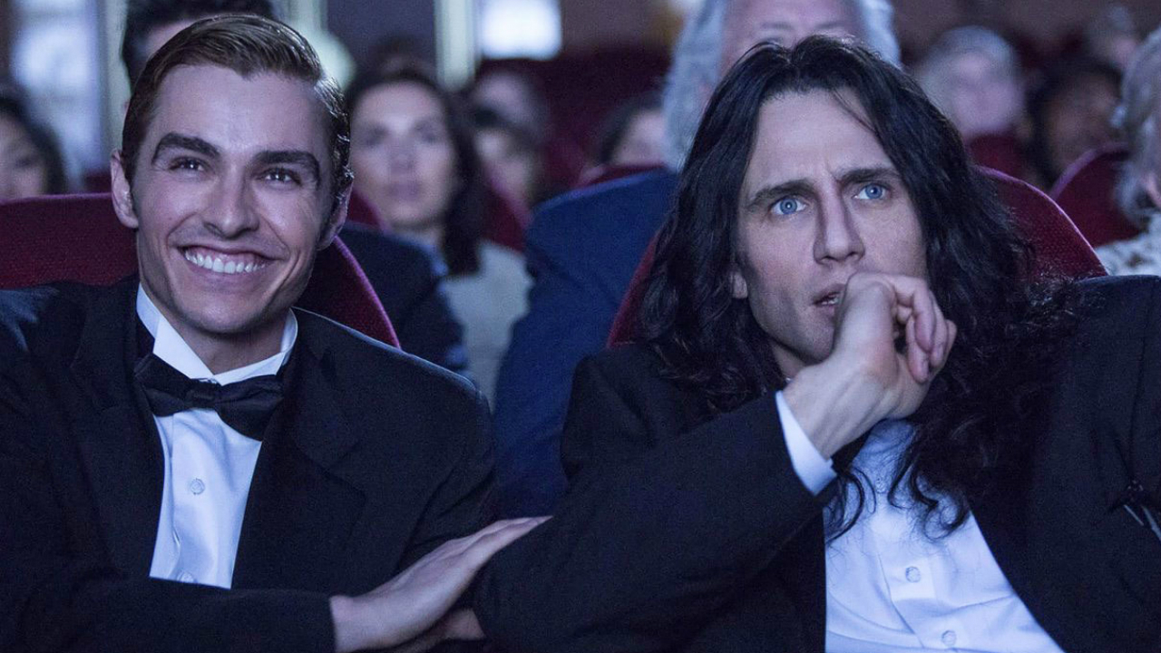 The Disaster Artist (80 %)