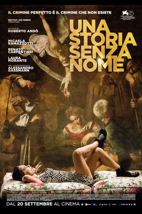 The Stolen Caravaggio online