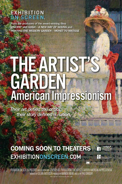 Exhibition on Screen: The Artist's Garden - American Impressionism online