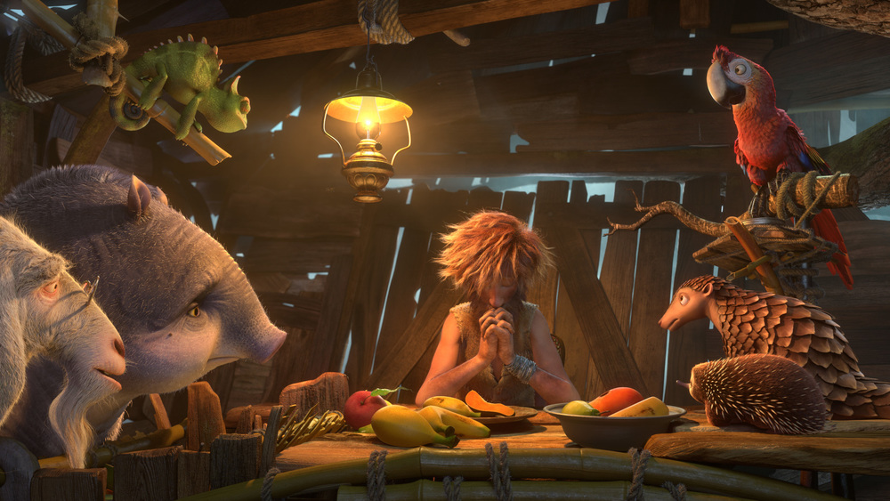 Robinson Crusoe: Na ostrově zvířátek - Tržby a návštěvnost