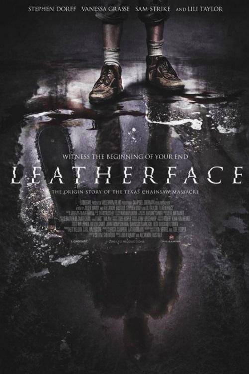 Leatherface - zrození online