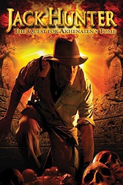 Jack Hunter: Prokletí hrobky Achnatona  online