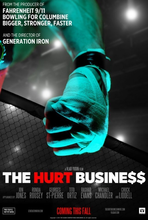The Hurt Business online