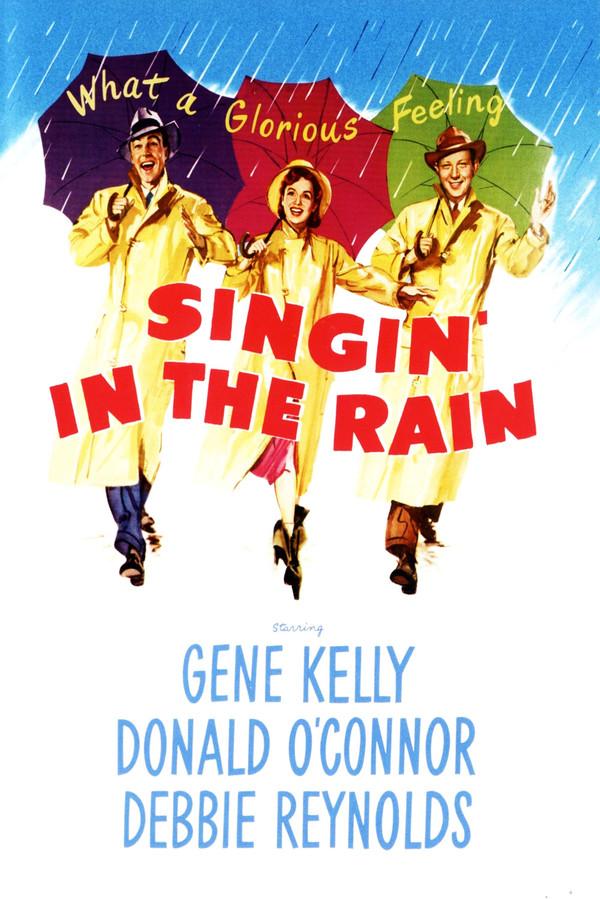 Zpívání v dešti online