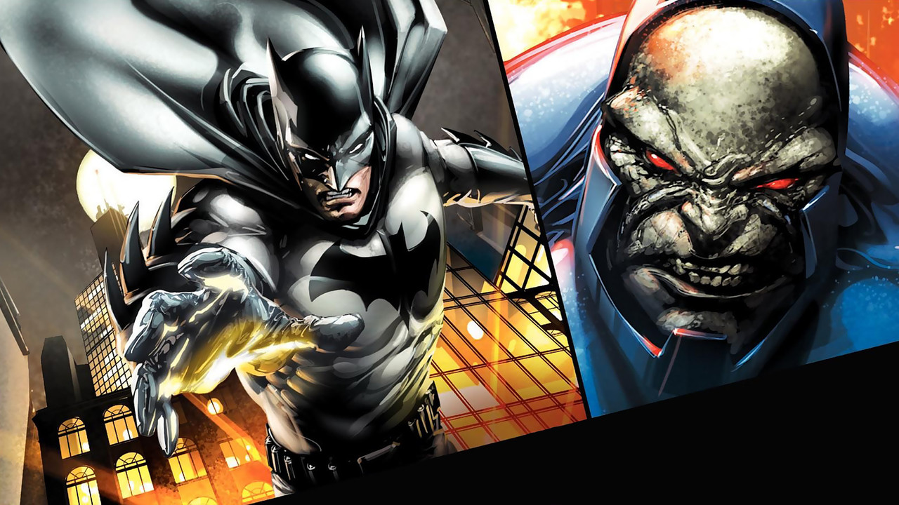 Superman/Batman: Apocalypse online