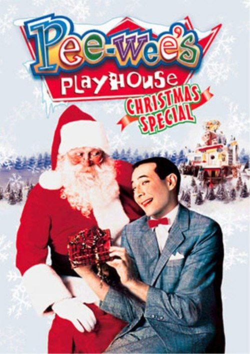 Pee-Wee's Playhouse Christmas Special online