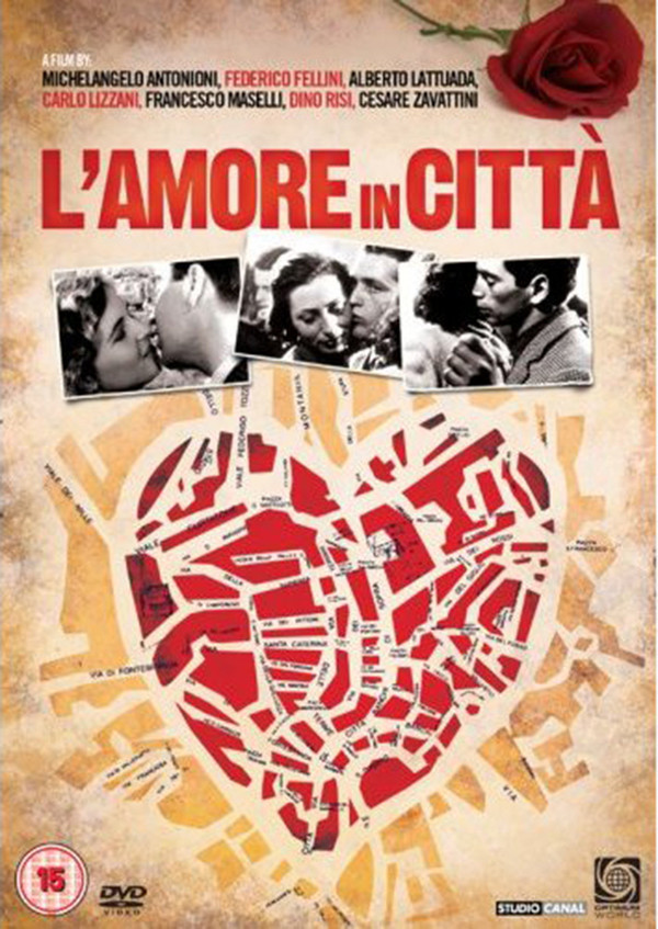 Love in the City online
