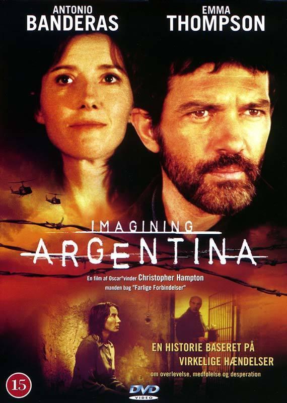 Prokletá Argentina online
