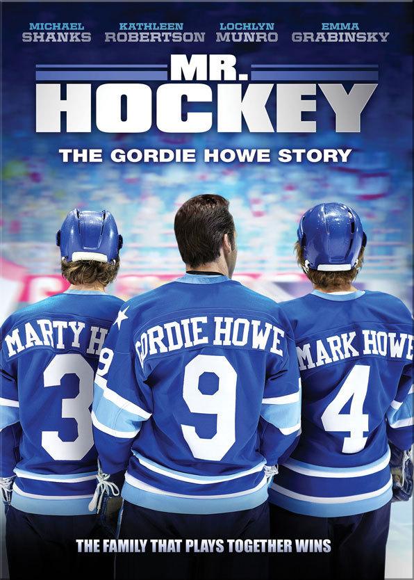Mr. Hockey: The Gordie Howe Story online