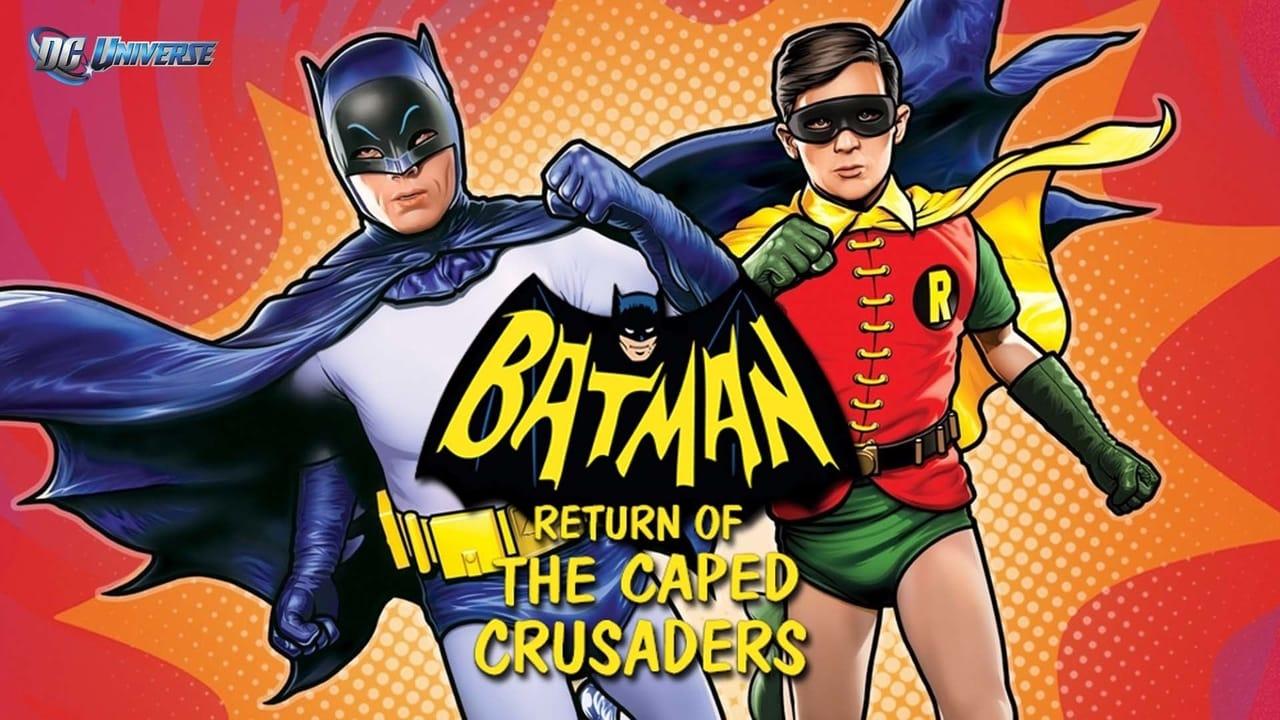 Batman: Návrat maskovaných křižáků