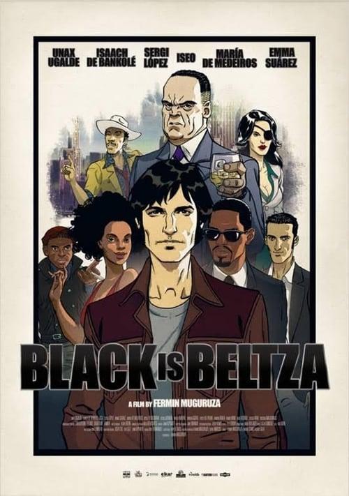 Black se řekne Beltza online