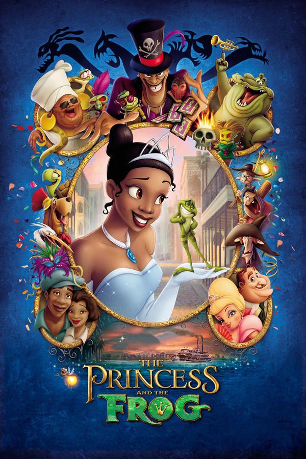 Princezna a žabák - Tržby a návštěvnost