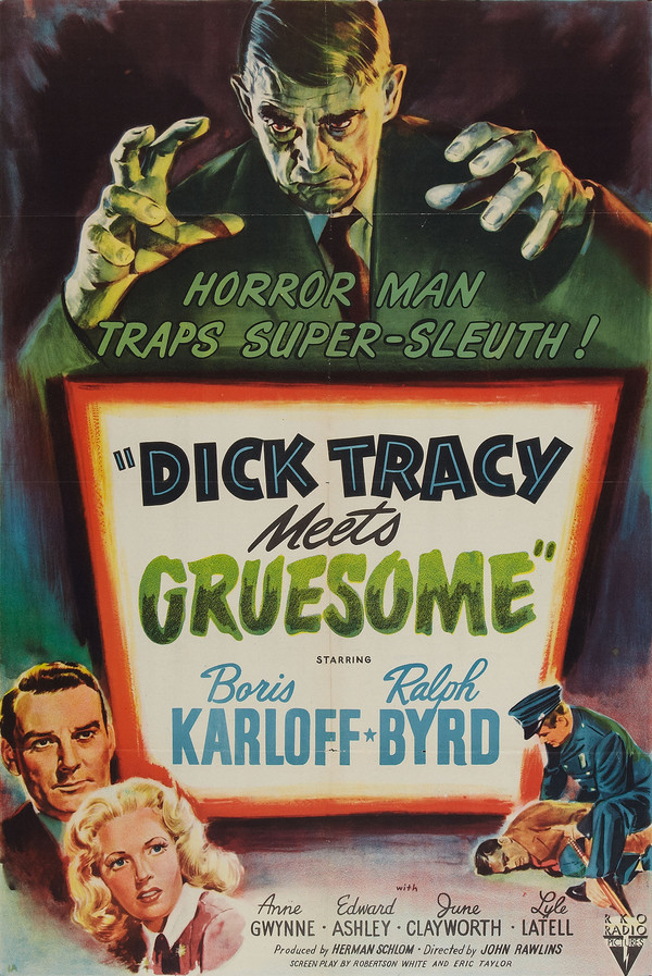 Dick Tracy Meets Gruesome online
