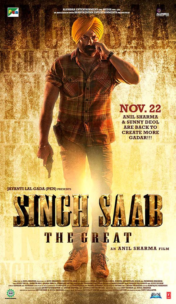 Singh Saab the Great online