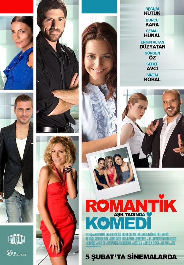 Romantik Komedi online