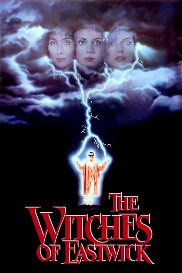 Čarodějky z Eastwicku online