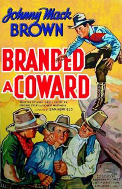 Branded a Coward online