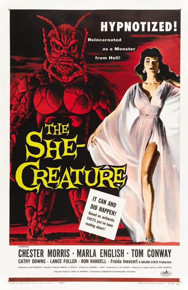 The She-Creature online