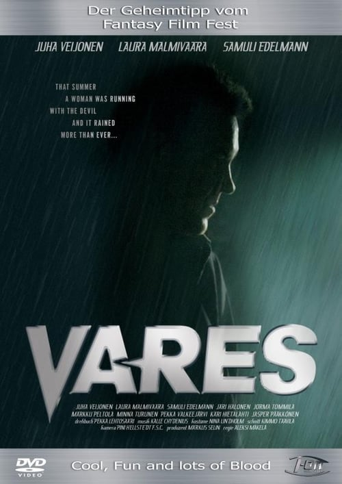 Vares: Private Eye online