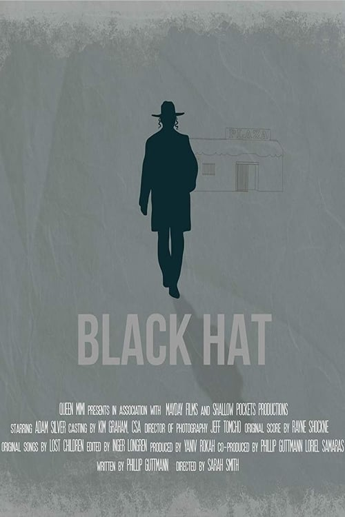 Černý klobouk online