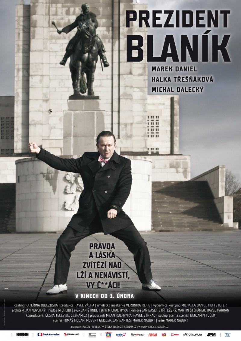 Prezident Blaník online